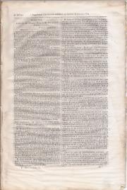 Thomas Paine; Newspaper Debate with Emmanuel Sièyes [Syèyes]]
