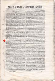 Decret[s] de la Convention Nationale [two decrees relating to Louis XVI]