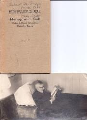 Honey and Gall (Studies in Mystic Materialism)
