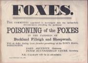 1873 satirical handbill
