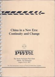China in a New Era: Continuity and Change