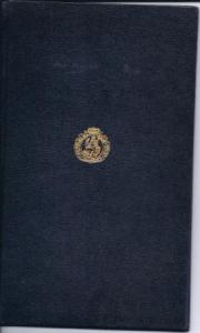 Volume presented to former Governor of the Bank of England Gordon Richardson