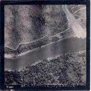 Fifteen Royal Air Force aerial photographs of 'BON CHAUNG RU 685739 Sector with
