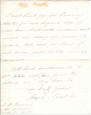 Autograph Letter Signed from Joseph Neeld to Thomas Frognall Dibdin