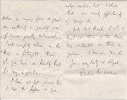 Autograph Letter Signed from Frederic William Farrar