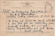 One Hundredth Birthday Telegram