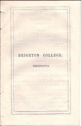 Brighton College. Prospectus
