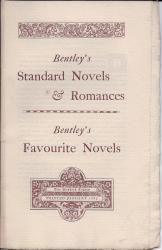 Bentley's Standard Novels & Romances