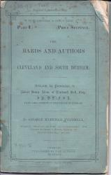 The Bards and Authors of Cleveland and South Durham