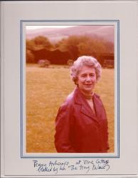 Dame Peggy Ashcroft