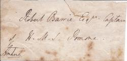 Autograph Signature of William Pitt Amherst