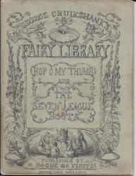 &#039;George Cruikshank&#039;s Fairy Library&#039;. Hop-o&#039; my-Thumb 