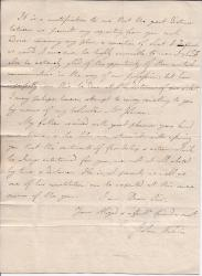 Autograph Letter Signed from the physician and writer John Aikin