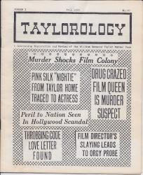 Bruce Long [William Desmond Taylor (1872-1922); Taylorology]