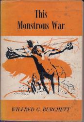 Book about the Korean War by Australian writer Wilfred G. Burchett