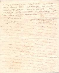 Autograph Letter Signed Spineto to Henry Colburn, publisher