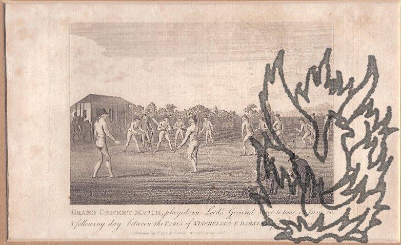 grand cricket match